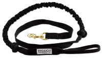 Baggen Running Leash Black