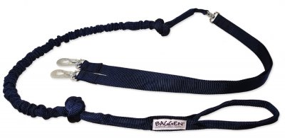 Baggen Running Leash Double Extreme